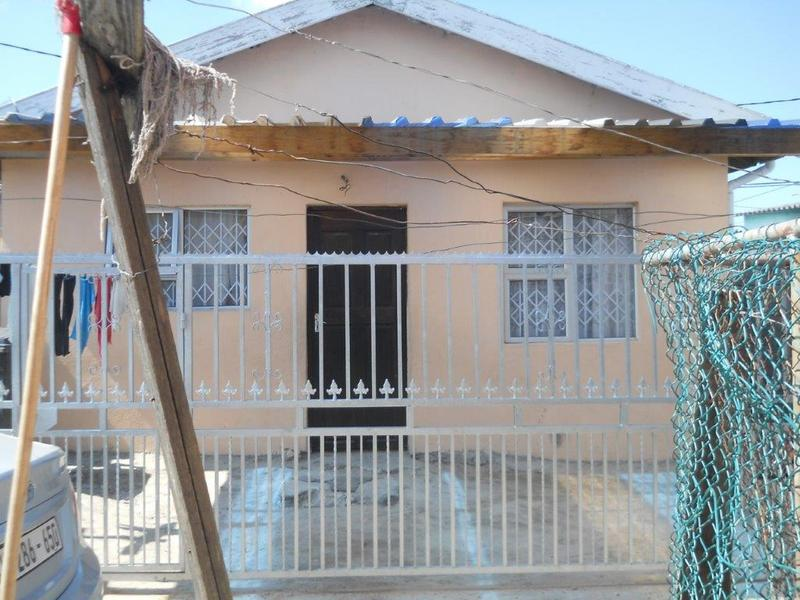 House For Sale in Nyanga, Cape Town